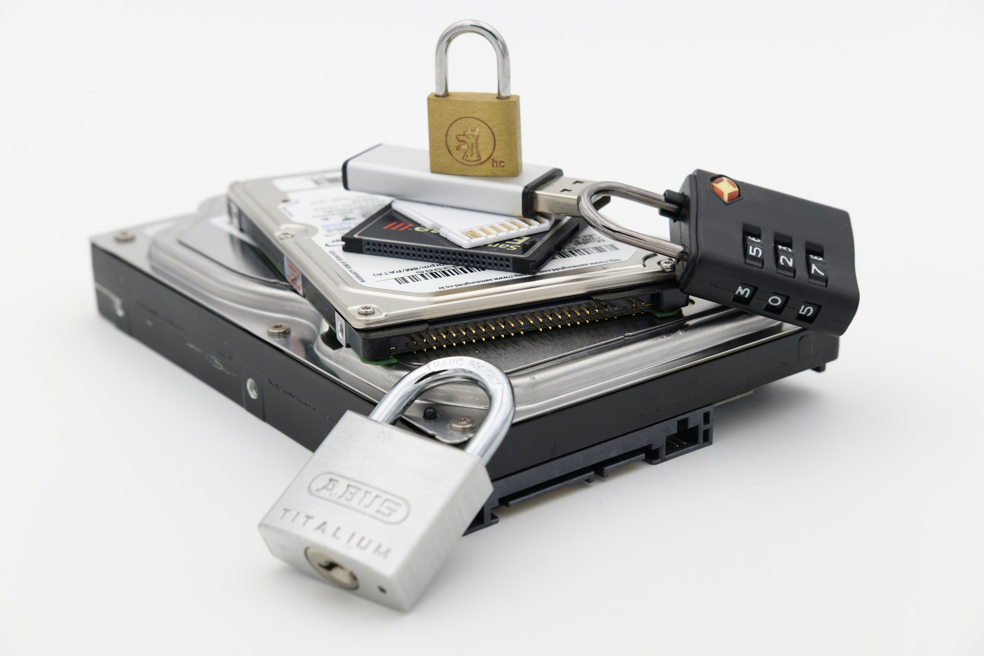 If your hard drive isn't encrypted, it isn't safe